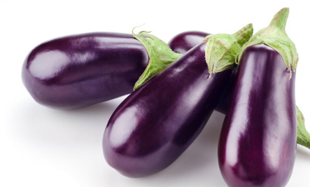 HD Quality Wallpaper   Collection: Food, 443x267 Eggplant