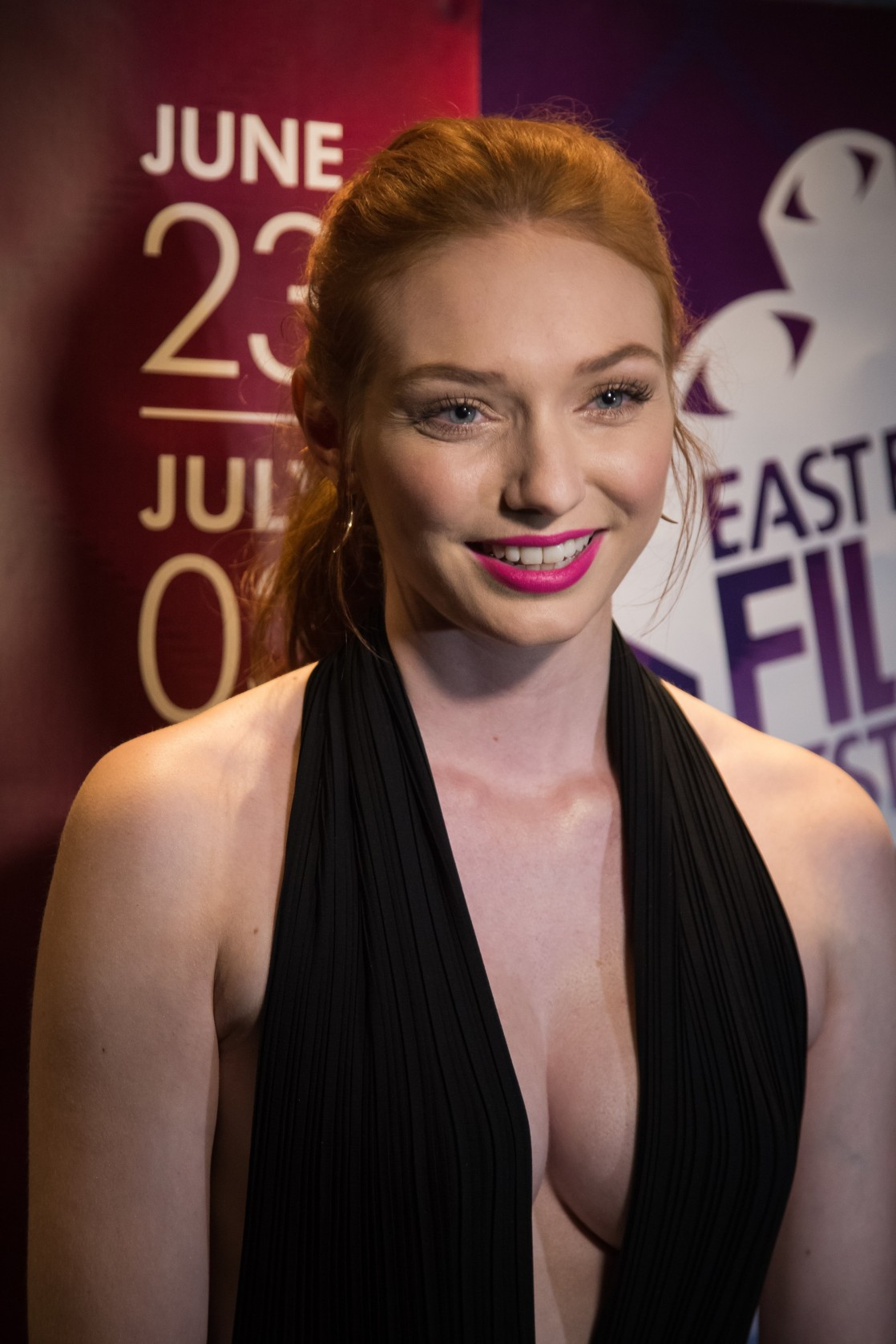 Nice Images Collection: Eleanor Tomlinson Desktop Wallpapers