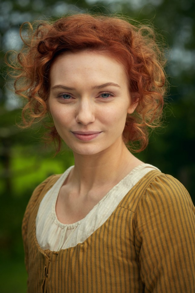 High Resolution Wallpaper | Eleanor Tomlinson 646x969 px