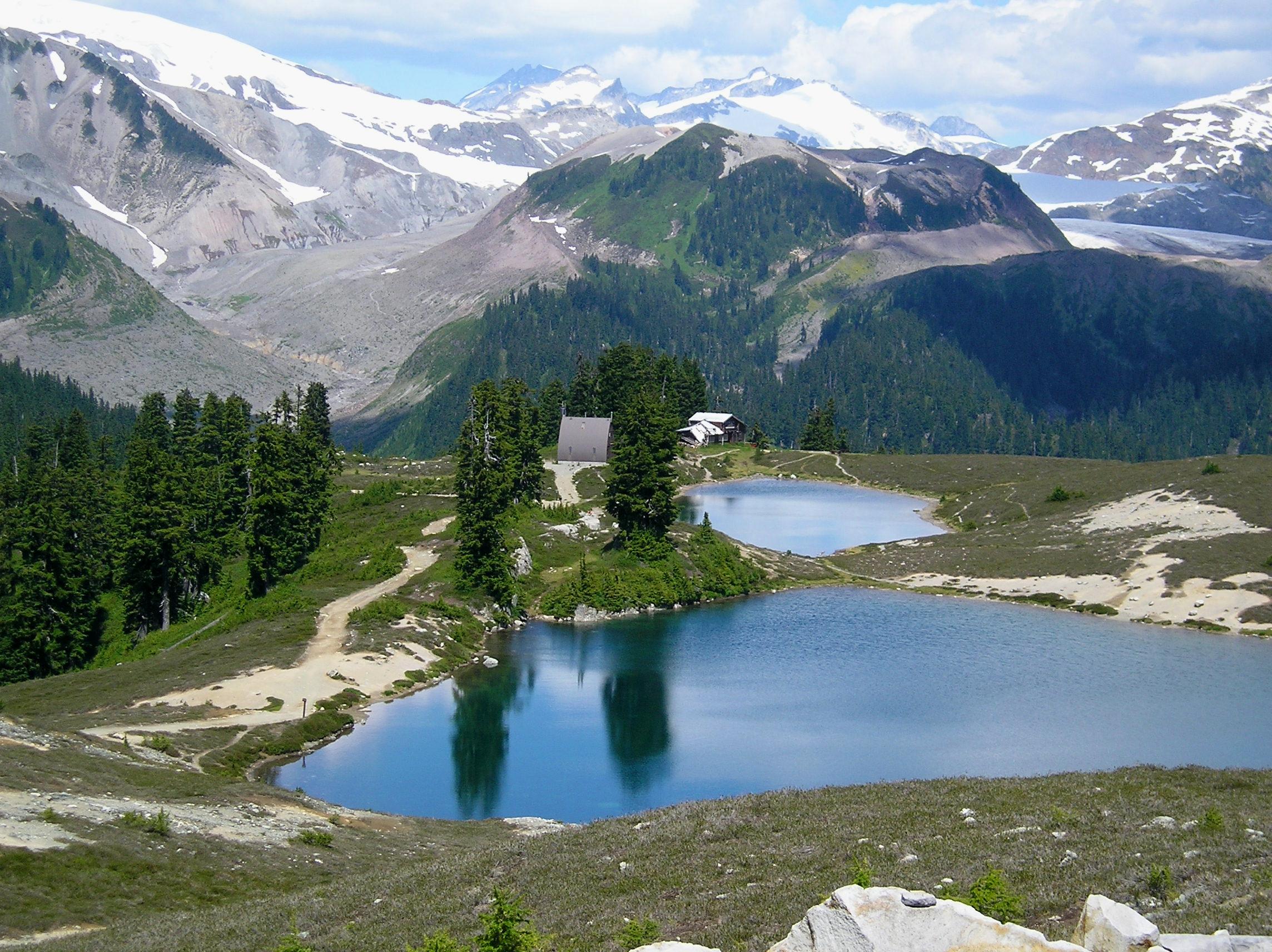Elfin Lake #4
