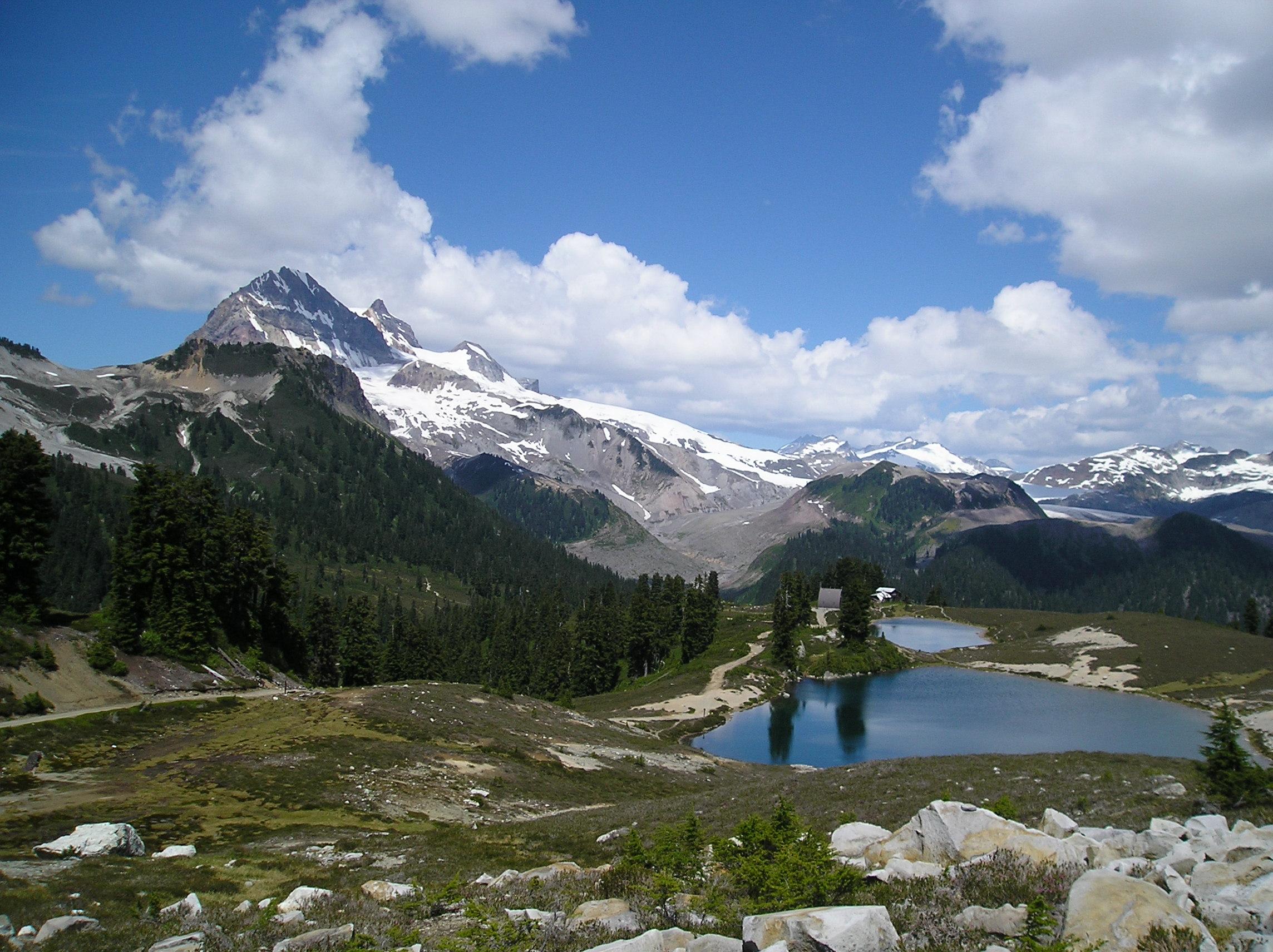 Elfin Lake #6