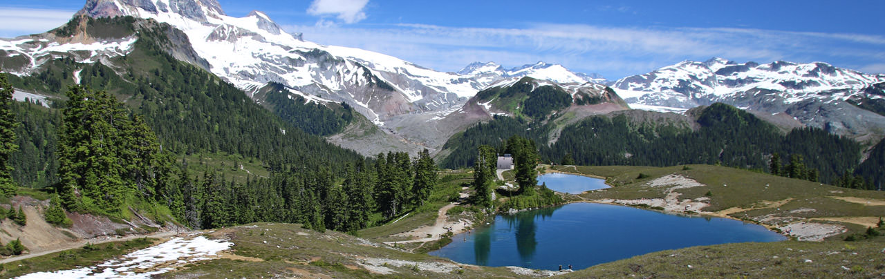 Elfin Lake High Quality Background on Wallpapers Vista