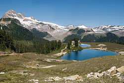 Elfin Lake Backgrounds on Wallpapers Vista