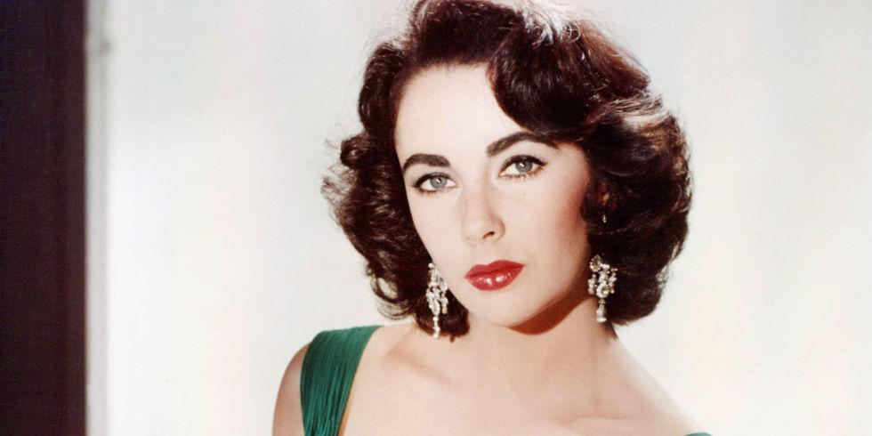 Elizabeth Taylor Pics, Celebrity Collection
