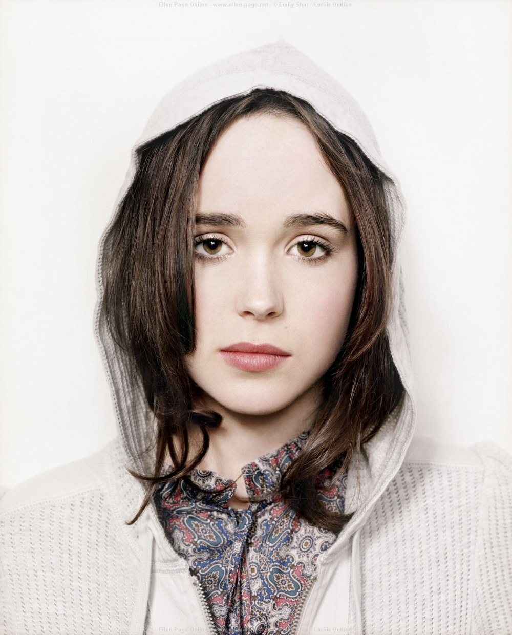 Nice Images Collection: Ellen Page Desktop Wallpapers