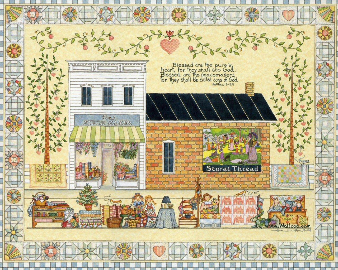 High Resolution Wallpaper | Ellen Stouffer 1280x1024 px