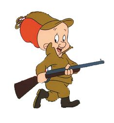 Nice Images Collection: Elmer Fudd Desktop Wallpapers