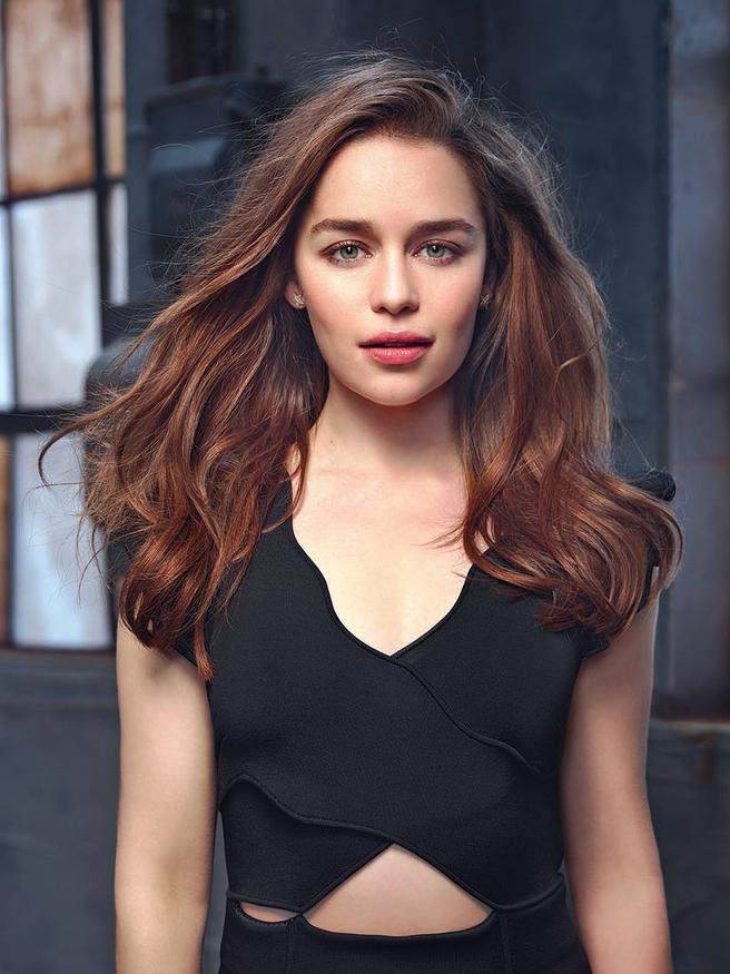 Emilia Clarke Backgrounds, Compatible - PC, Mobile, Gadgets| 656x875 px