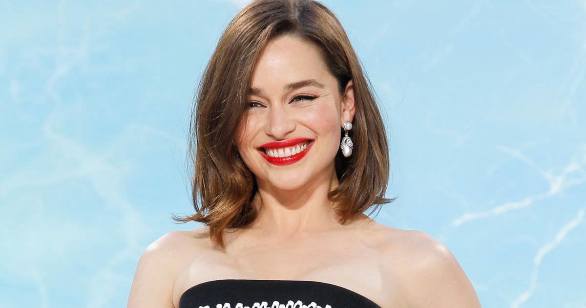 Emilia Clarke Pics, Celebrity Collection