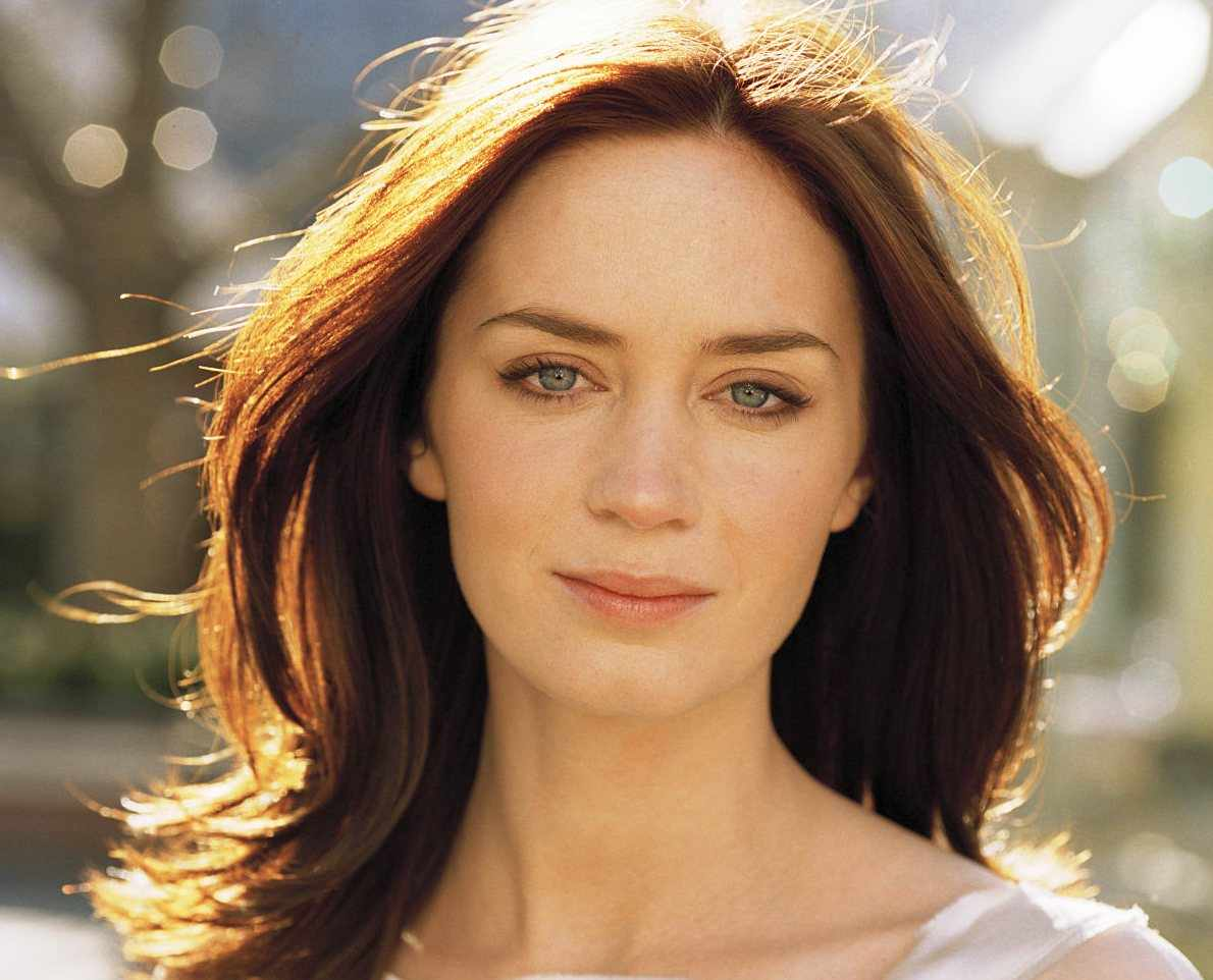 Emily Blunt Pics, Celebrity Collection