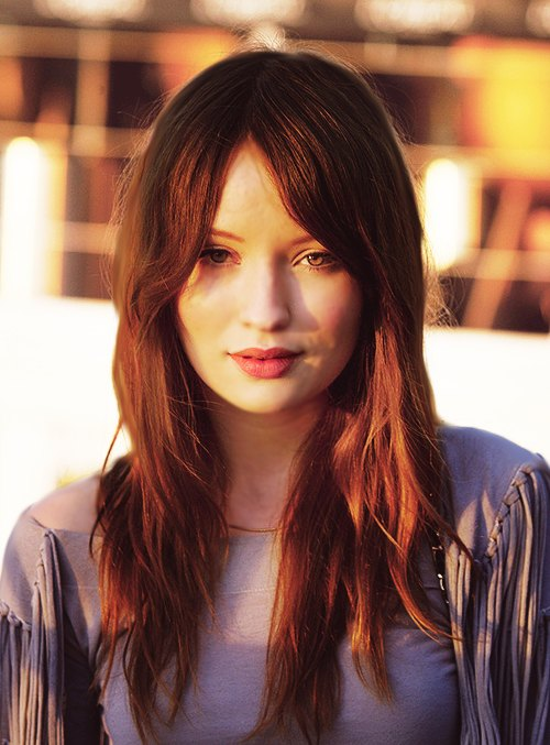 500x677 > Emily Browning Wallpapers