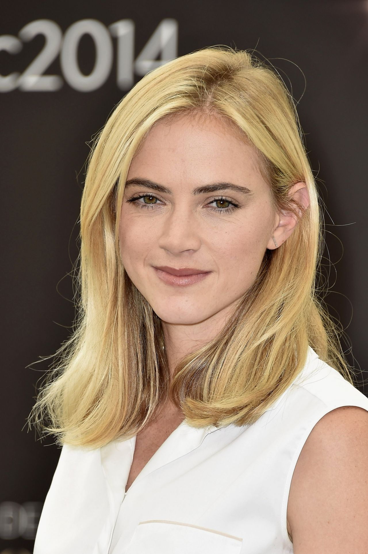 Nice Images Collection: Emily Wickersham Desktop Wallpapers
