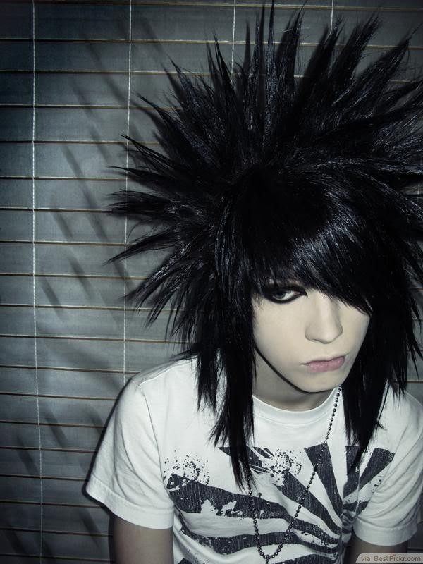 Nice Images Collection: Emo Desktop Wallpapers