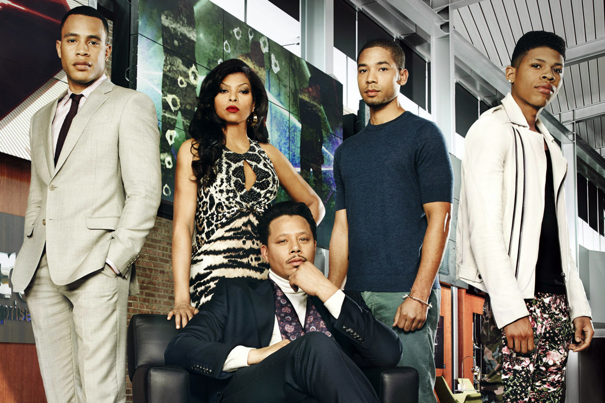 Nice Images Collection: Empire Desktop Wallpapers