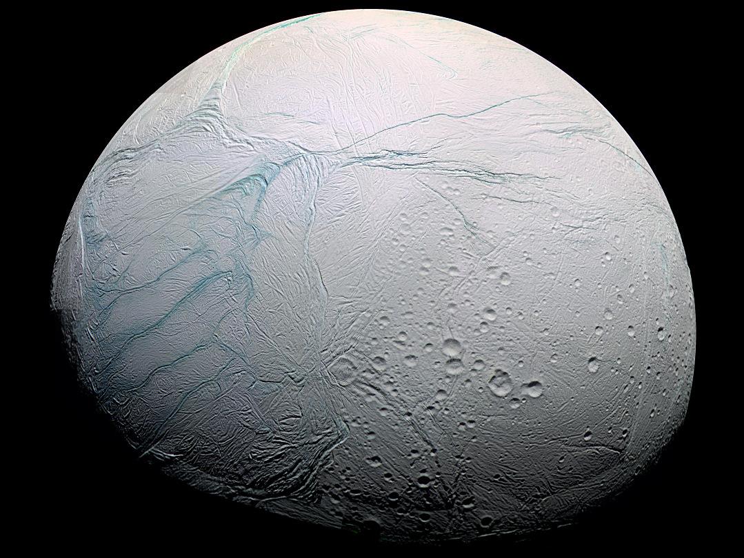 Amazing Enceladus Pictures & Backgrounds