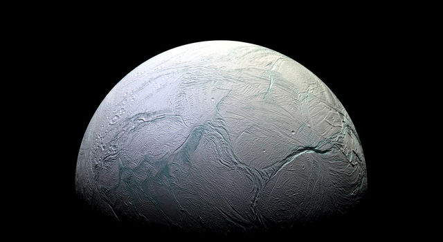 Enceladus Pics, Sci Fi Collection