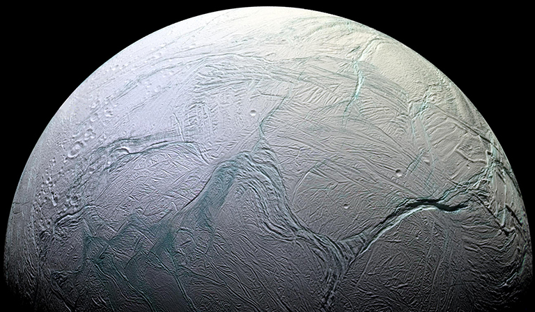 Enceladus Backgrounds, Compatible - PC, Mobile, Gadgets| 768x448 px
