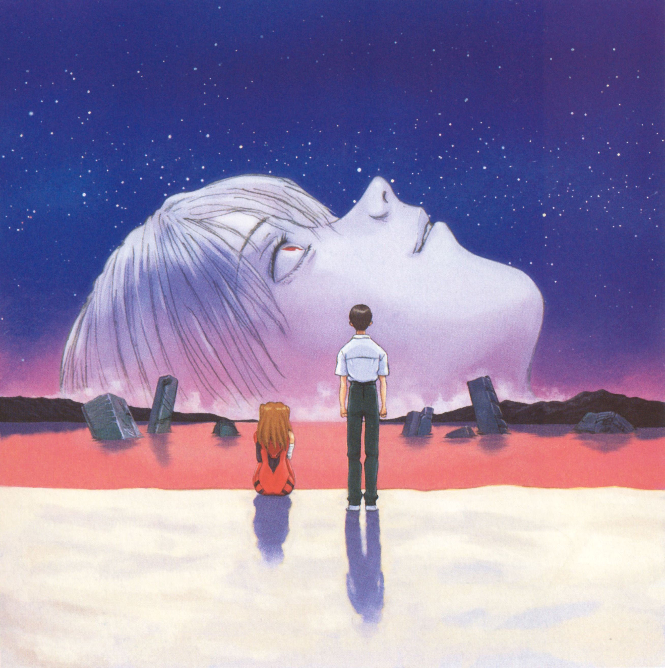End Of Evangelion Wallpapers Anime Hq End Of Evangelion Pictures 4k Wallpapers 2019