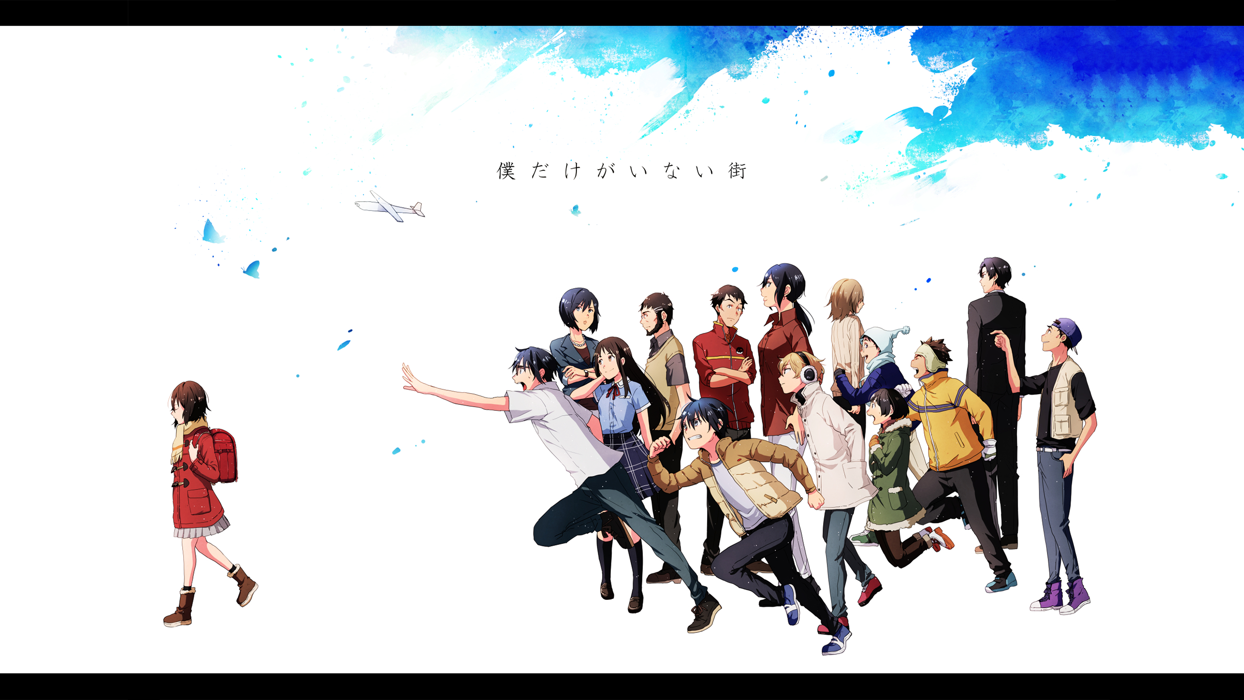 ERASED wallpapers, Anime, HQ ERASED pictures   4K ...