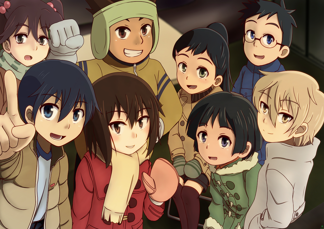 Erased Wallpapers Anime Hq Erased Pictures 4k Wallpapers 2019