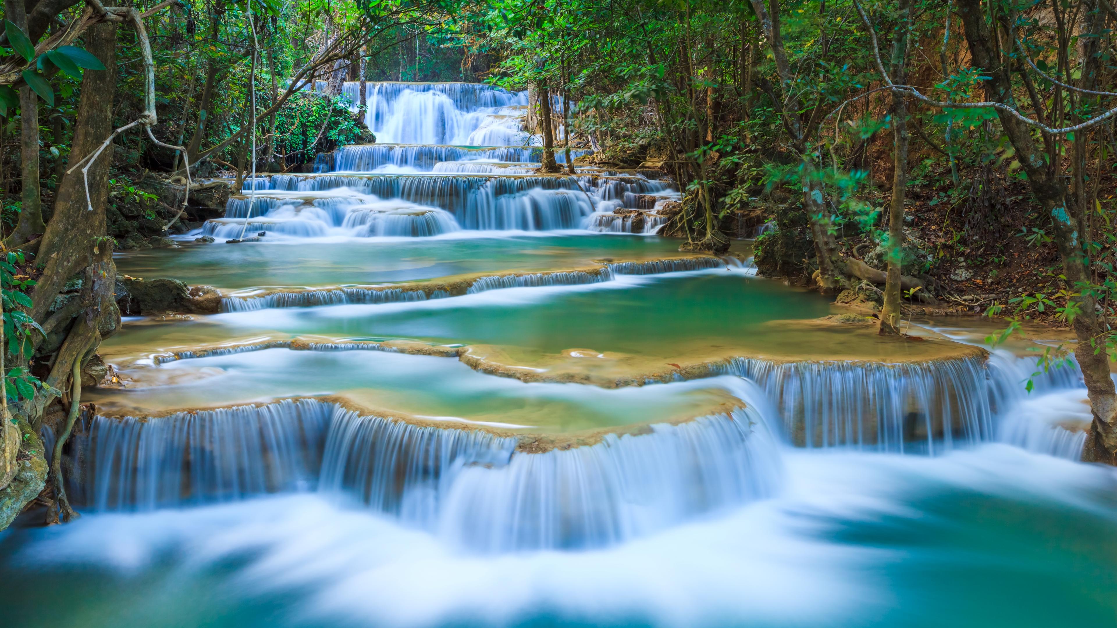 Erawan Waterfall #8