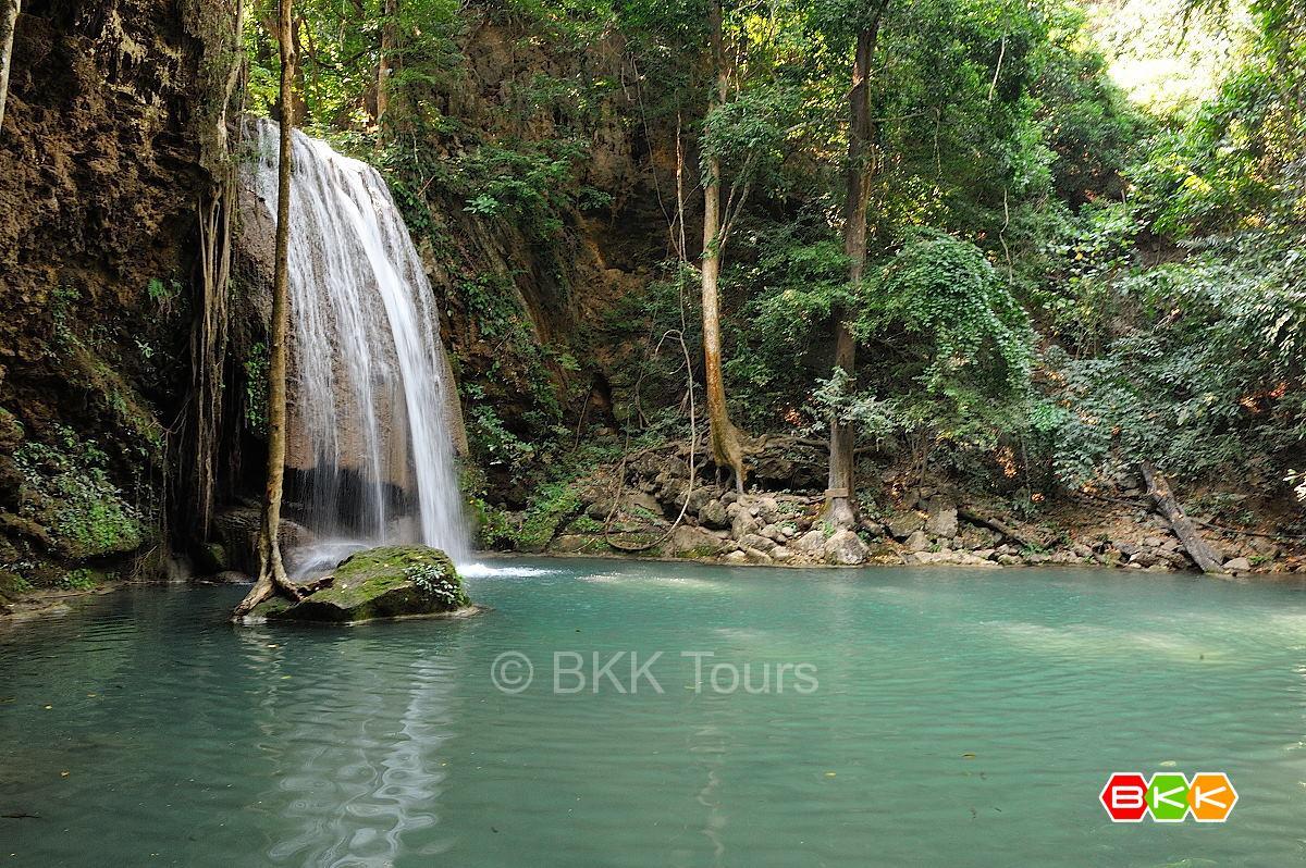 Erawan Waterfall Pics, Earth Collection