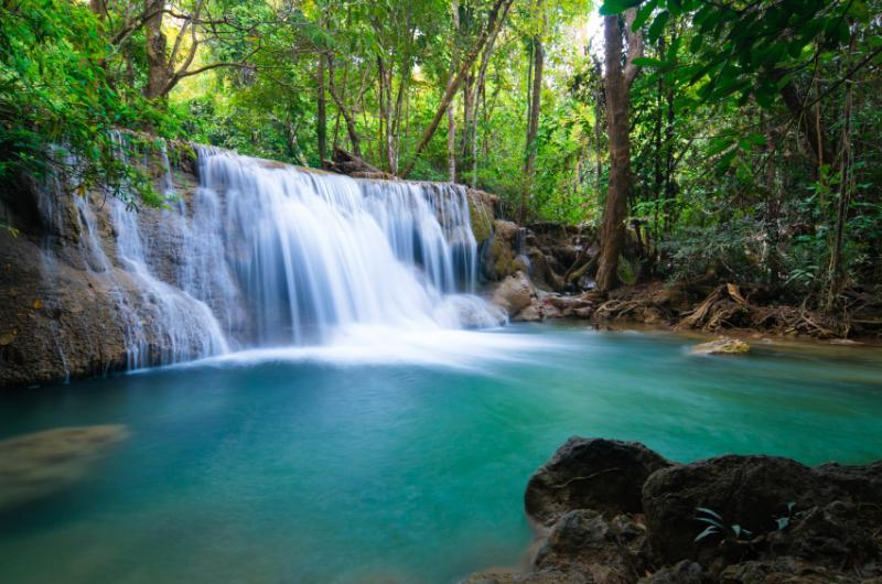 Amazing Erawan Waterfall Pictures & Backgrounds