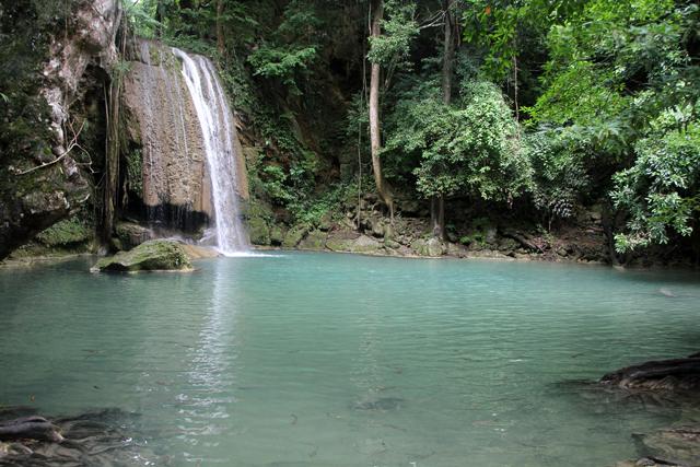 Images of Erawan Waterfall | 640x427