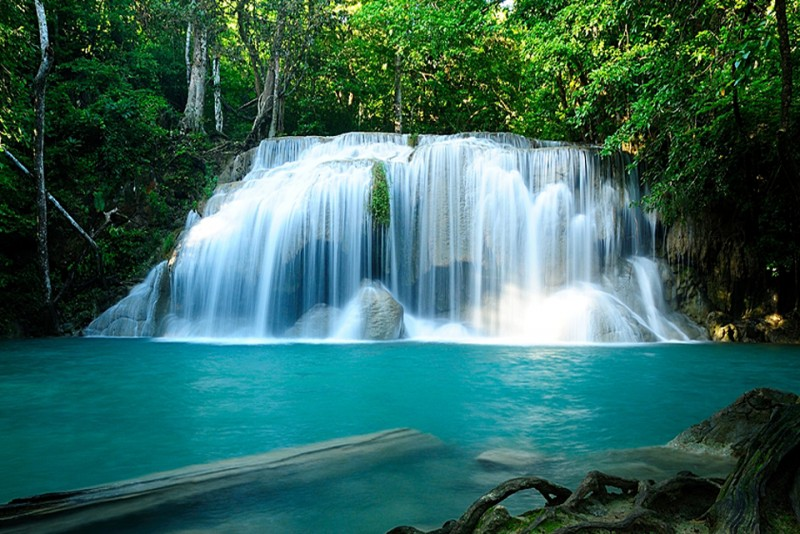 Erawan Waterfall #26
