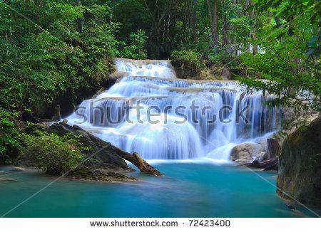 Erawan Waterfall #20
