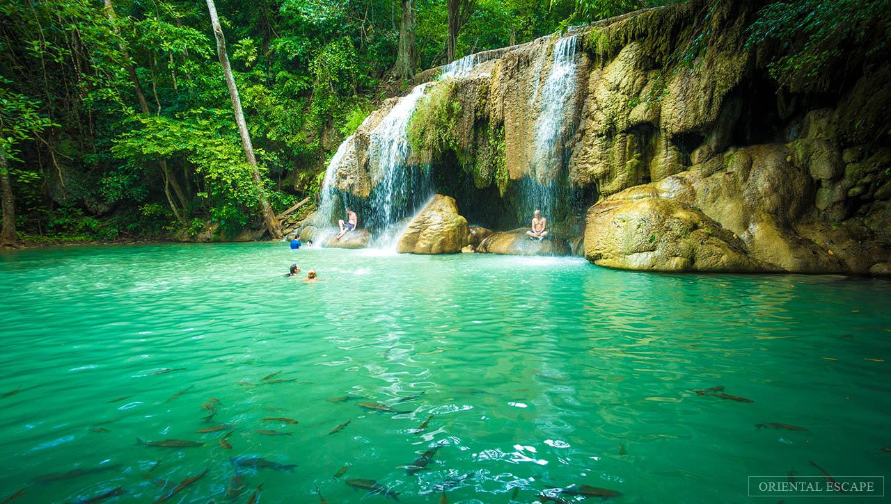 Images of Erawan Waterfall | 1280x725