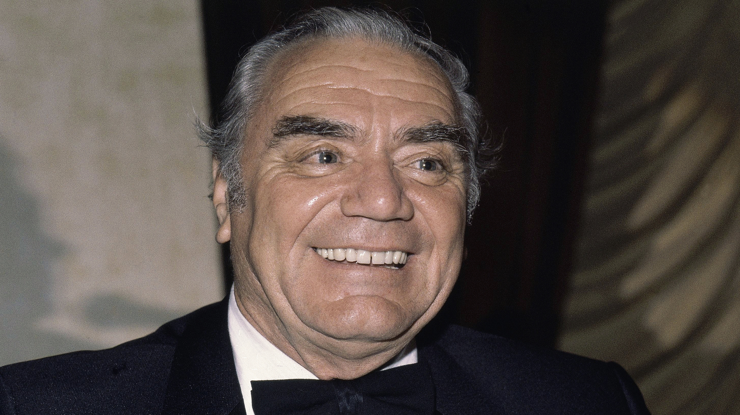 HD Quality Wallpaper | Collection: Celebrity, 3000x1685 Ernest Borgnine
