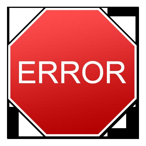 Nice Images Collection: Error Desktop Wallpapers