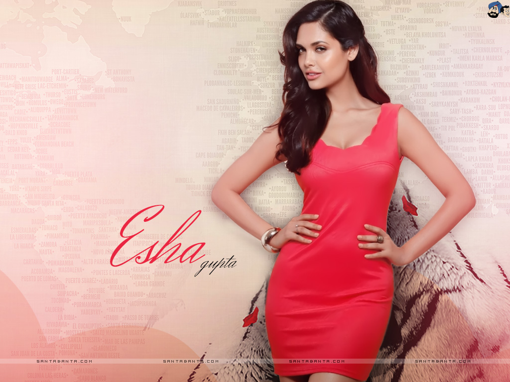 Images of Esha Gupta | 1024x768