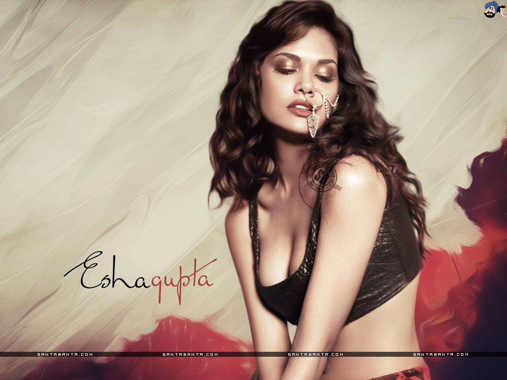 HD Quality Wallpaper | Collection: Celebrity, 1024x768 Esha Gupta