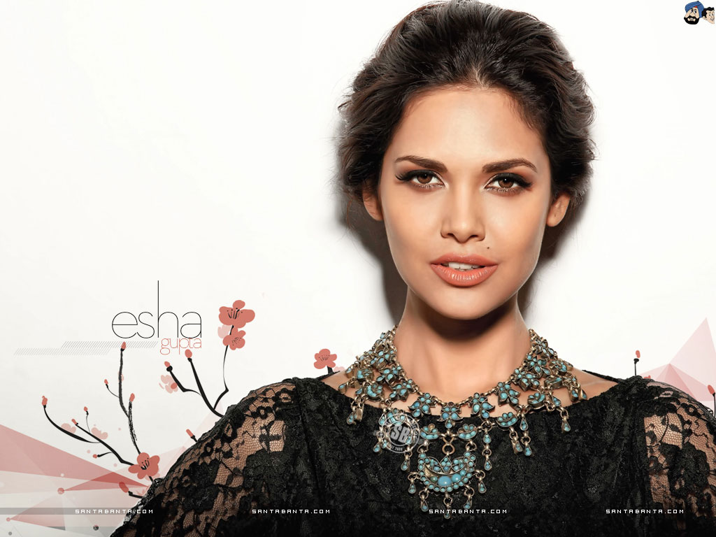 Esha Gupta Backgrounds, Compatible - PC, Mobile, Gadgets| 1024x768 px