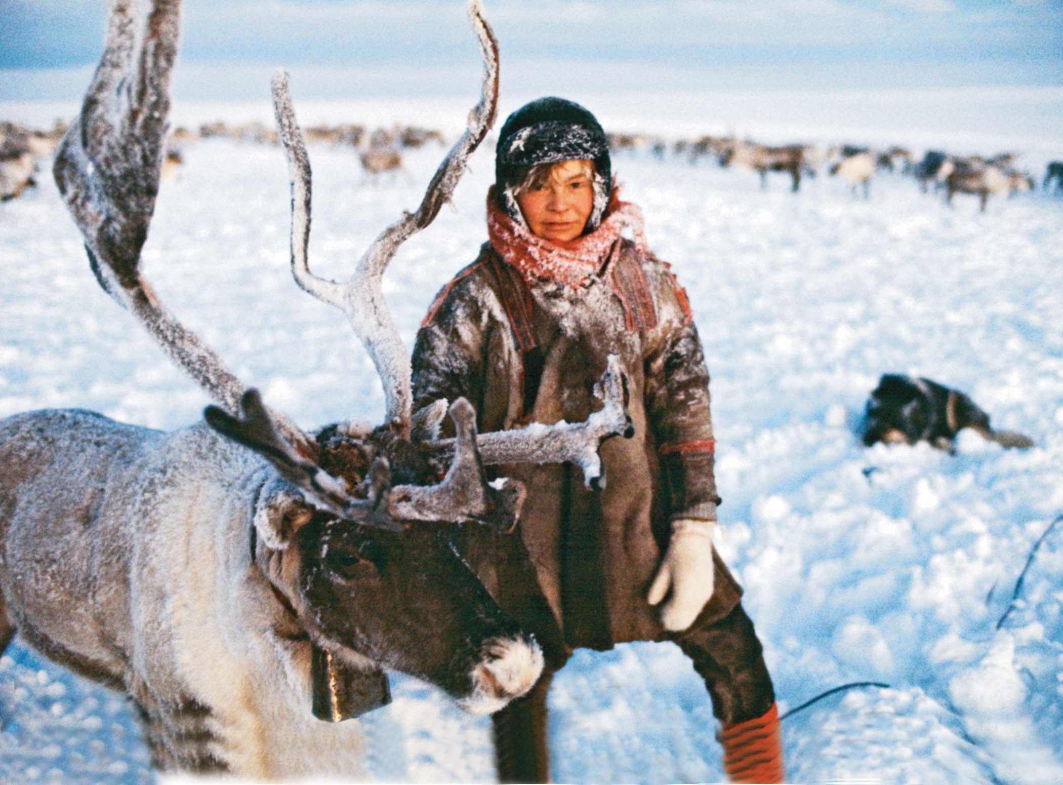 HD Quality Wallpaper | Collection: Artistic, 2100x1550 Eskimo