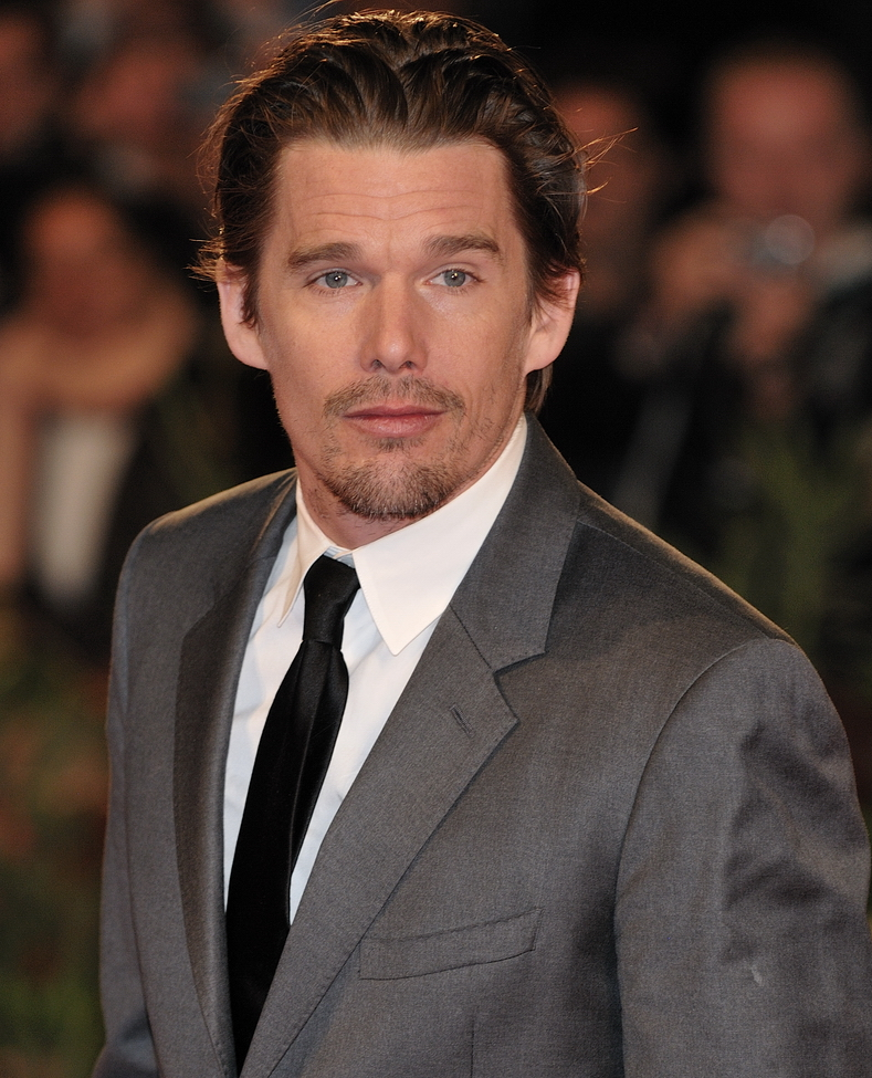 Nice Images Collection: Ethan Hawke Desktop Wallpapers