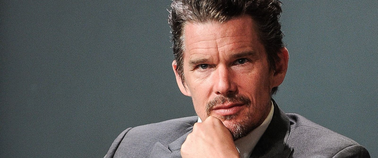 HD Quality Wallpaper | Collection: Celebrity, 1600x669 Ethan Hawke
