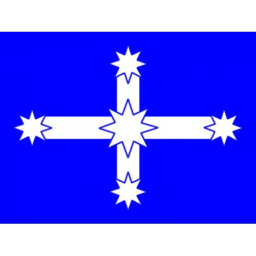 Eureka Flag Backgrounds, Compatible - PC, Mobile, Gadgets| 500x500 px