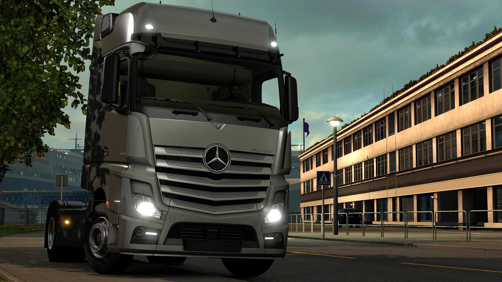 Euro Truck Simulator 2 wallpapers, Video Game, HQ Euro Truck