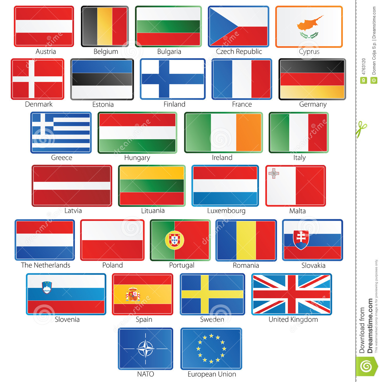European Union Flags Backgrounds on Wallpapers Vista