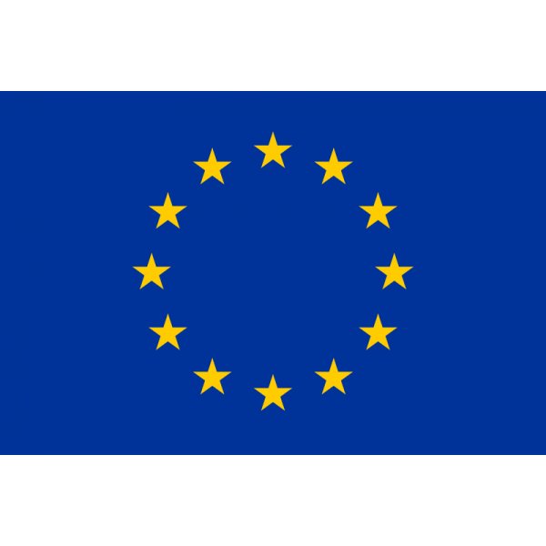Nice Images Collection: European Union Flags Desktop Wallpapers