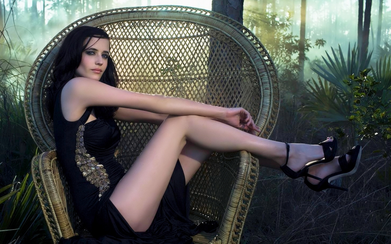 HD Quality Wallpaper | Collection: Celebrity, 1280x800 Eva Green