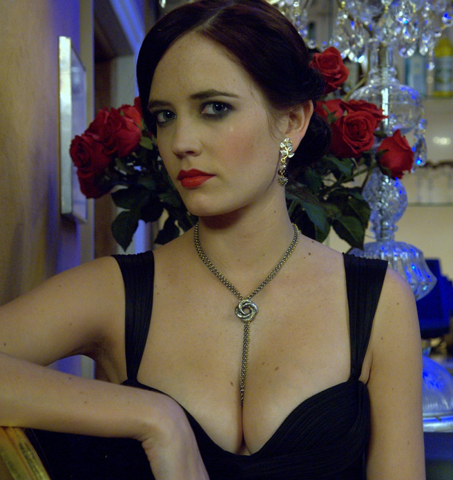 Eva Green High Quality Background on Wallpapers Vista