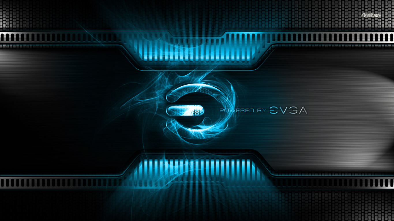 HD Quality Wallpaper | Collection: Products, 1366x768 EVGA