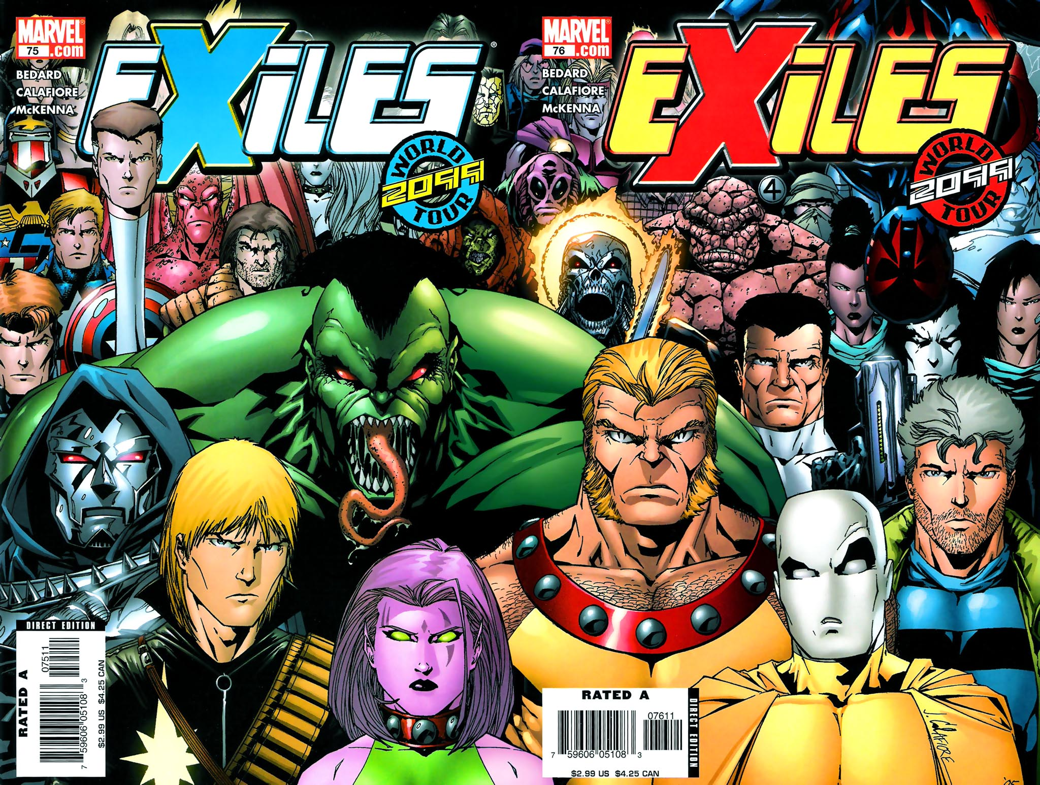 Amazing Exiles Pictures & Backgrounds