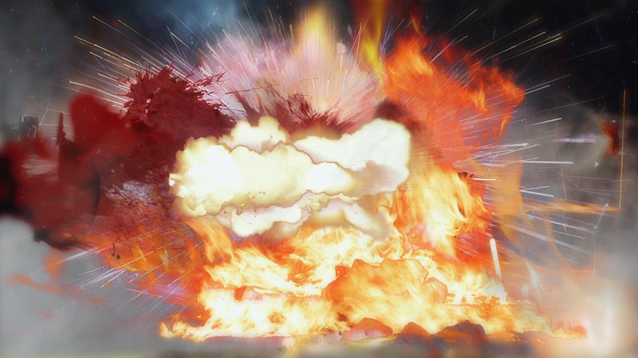 Explosions Pics, Artistic Collection