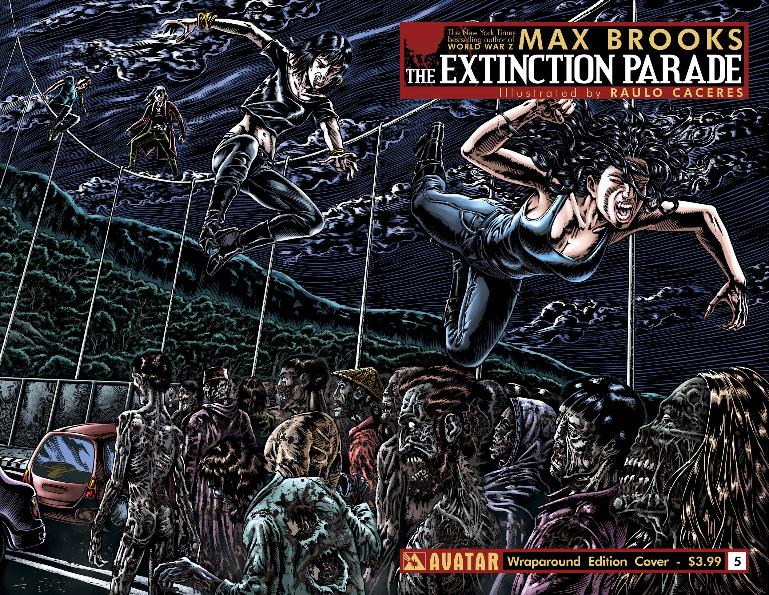 Amazing Extinction Parade Pictures & Backgrounds