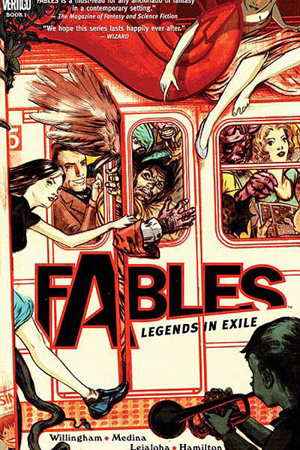 Nice Images Collection: Fables Desktop Wallpapers